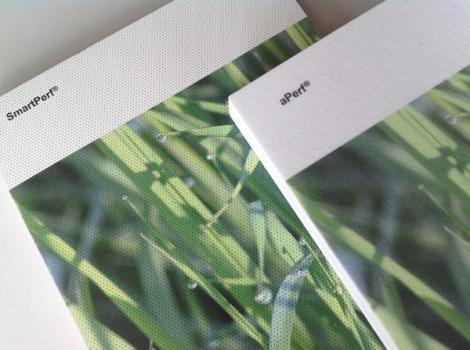 aPerf- ja SmartPerf ovat erinomaisia printtialustoja